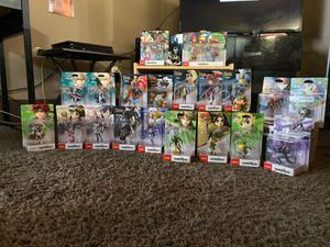 Amiibo Collection Lot - Rare for Sale in City of Industry, CA