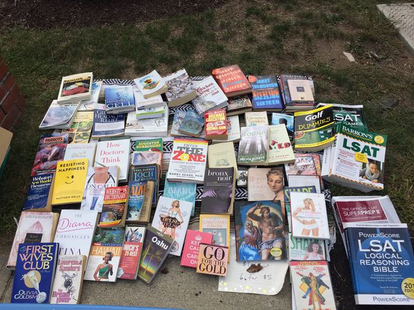 Books!!! $1 each - in Milford