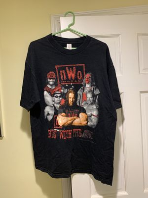 XL Vintage WCW/WWF NwO Wolf Pac tee for Sale in Washington, DC