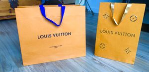 LOUIS VUITTON GIFT BAGS for Sale in Seattle, WA