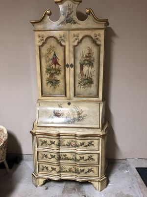 Antique cabinet/Desk for Sale in Roman Forest, TX