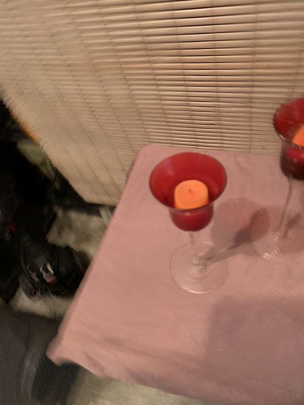 Candelabra and candle holders