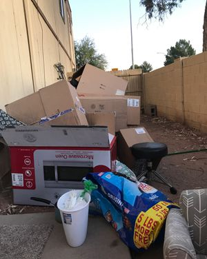 Free good boxes for Sale in Tempe, AZ