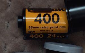 (4 rolls) Kodak 400, 24 Exposures, 35 mm. Film for Sale in Colorado Springs, CO
