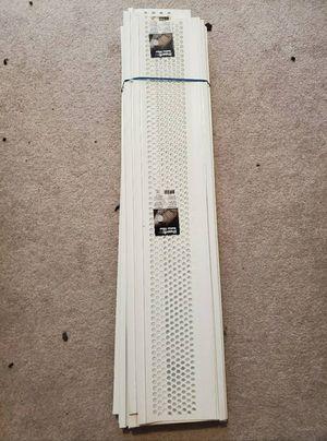 Brand new Gutter guards - 21 gutter filters-$63 for Sale in Fairfax, VA