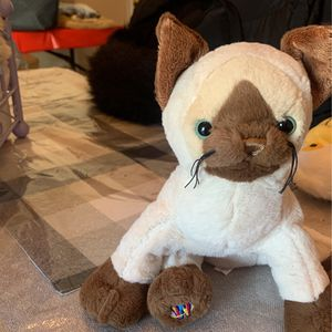 Siamese Cat Webkinz for Sale in Ronkonkoma, NY