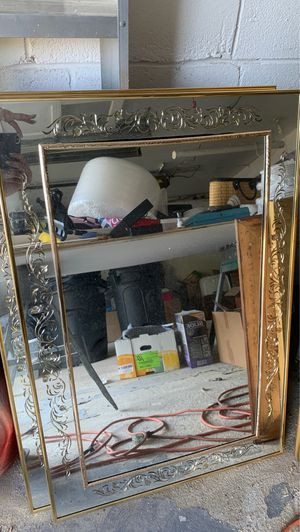 Mirror set for Sale in Cedar Grove, NJ