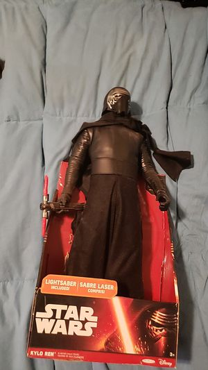 Kylo Ren 18 inches Figure for Sale in Phillips Ranch, CA