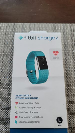 Brand New FITBIT CHARGE 2 for Sale in St. Louis, MO
