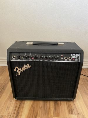 Fender FM 25 DSP Frontman Combo Amp for Sale in Tempe, AZ
