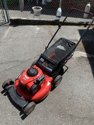 Troy bilt lawnmower for Sale in Peabody, MA