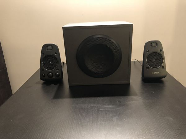 Logitech Z625 computer speakers