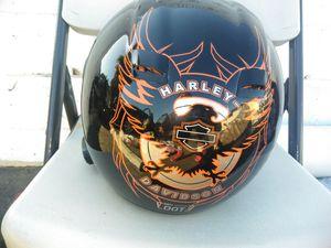 Harley Davidson helmet with communication size medium for Sale in Garden Grove, CA