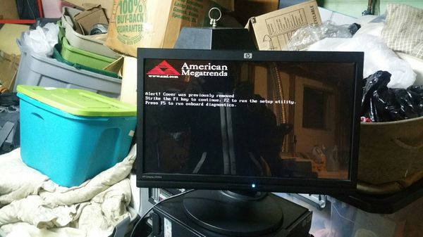 PC and monitor Bundle $35 each