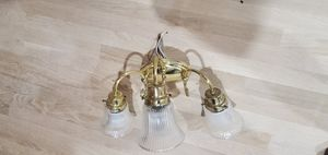 Bathroom light fixture for Sale in Steilacoom, WA