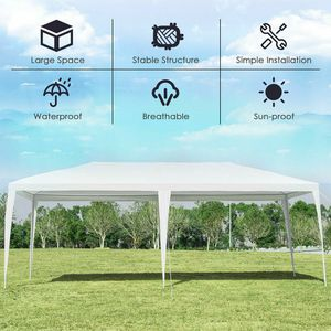New 20 ft. x 10 ft. Outdoor White Canopy for Sale in Hacienda Heights, CA
