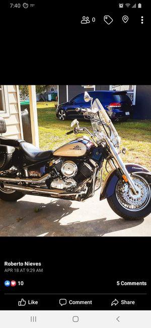 Yamaha vstar classic 1100 for Sale in Belle Isle, FL