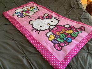 Hello Kitty Sleeping Bag for Sale in Honolulu, HI