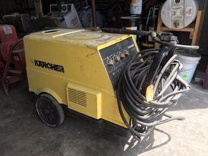 Karcher HDS 790 Pressure washer(steam option for sanitizing) for Sale in Seekonk, MA