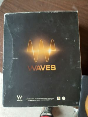 Waves recording software for Sale in Clayton, NC