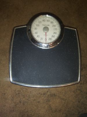 Taylor Analog Bathroom Scales - $25 - Works Perfect for Sale in Fort Worth, TX
