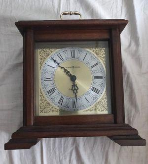 Howard Miller quartz Mantel clock made in usa for Sale in Boston, MA