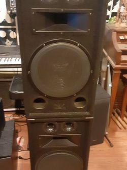 Jensen JP 1300 Loudspeakers pair 400 Watts Each for Sale in Washington,  DC