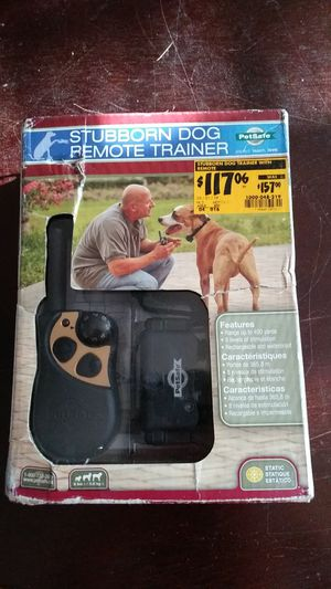 Dog bark control collar for Sale in Lombard, IL