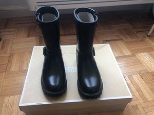 MK women rain boots, size 7 for Sale in Jersey City, NJ