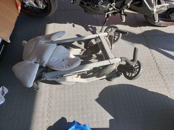 Orbit Baby Stroller, Car Seat, Base and Bag