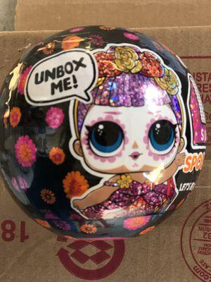 Lol surprise spooky sparkle for Sale in Bakersfield, CA