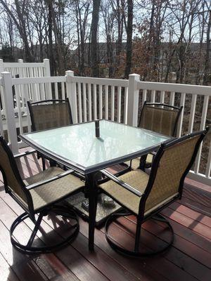 Hampton Bay Patio Set for Sale in Aldie, VA