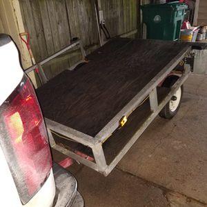 Utility trailer/traila for Sale in Pasadena, TX
