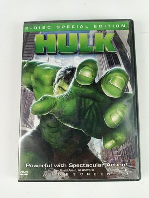 The Hulk DVD 2003 / 2-Disc Set / Widescreen Special Edition / Nice Condition! for Sale in Austin, TX