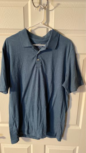 collared blue shirt for Sale in Fort McDowell, AZ
