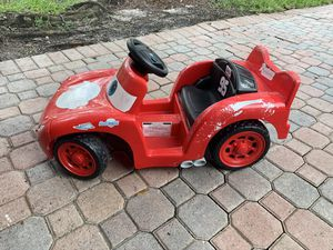 McQueen electric car for Sale in Southwest Ranches, FL