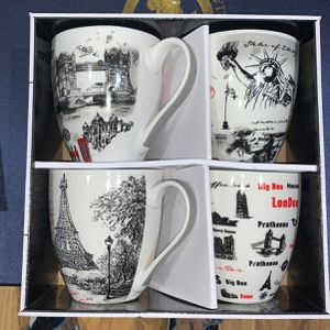 New In Box Set Of Coffee Mugs, 4pcs for Sale in Baltimore, MD