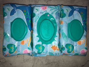 Pampers wipes bundle for Sale in Houston, TX