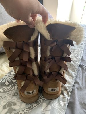 Uggs size 7 for Sale in Silver Spring, MD