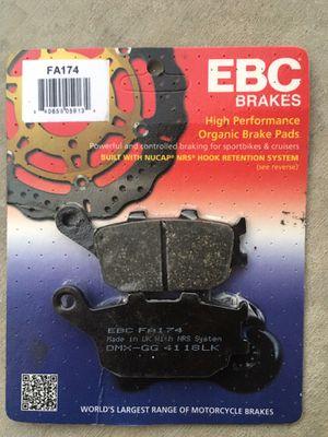Ebc Brake pads street bike for Sale in Buckeye, AZ