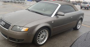 2003 Audi A4 1.8t Cabrio FWD for Sale in Homer Glen, IL