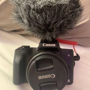 Canon Eos M50 for Sale in Pompano Beach, FL