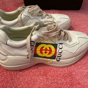 Mens Gucci Sneakers - Rhyton for Sale in Fort Campbell, KY