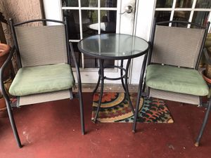 Patio set for Sale in Plantation, FL