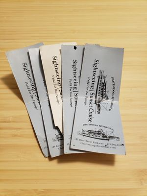 Southern Belle Cruise Tickets for Sale in Hixson, TN
