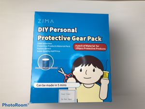 Homemade Face Mask DYI Gear Pack for Sale in Tustin, CA