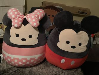 Minnie And Mickey Squishmallow Extra Large for Sale in San Francisco,  CA