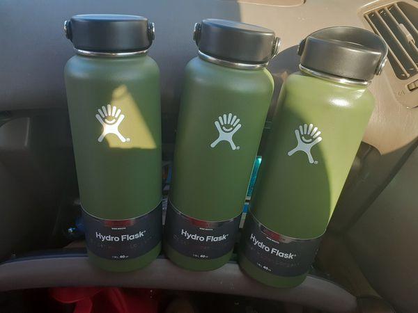Hydro Flask 40 Oz Bottles
