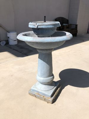 Bird bath/fountain for Sale in La Mesa, CA