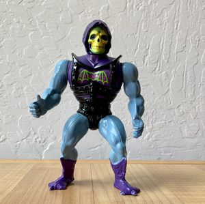 Vintage Heman Masters of the Universe Battle Action Skeletor Action Figure MOTU Toy for Sale in Elizabethtown, PA